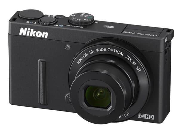 Cámaras compactas premium de Nikon: Coolpix P340