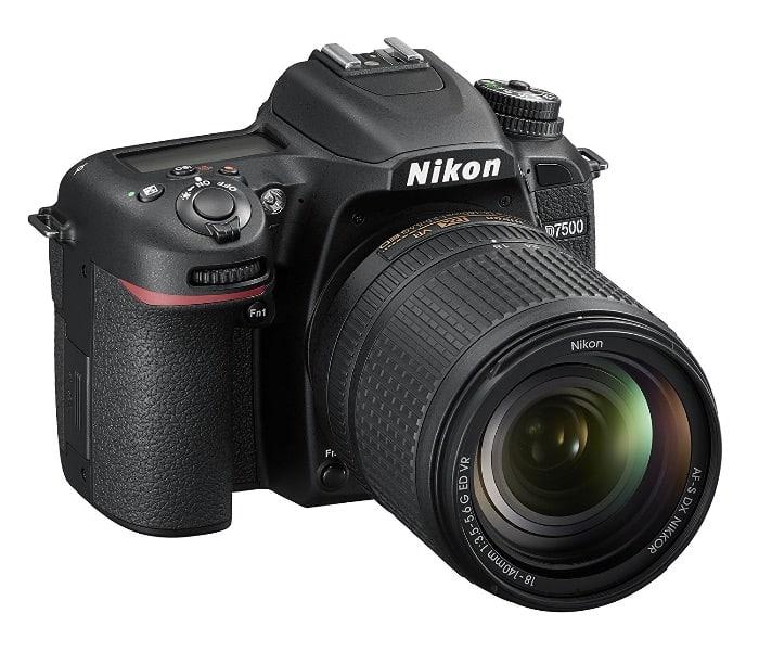 Cámaras Nikon DSLR de gama media:Nikon D7500