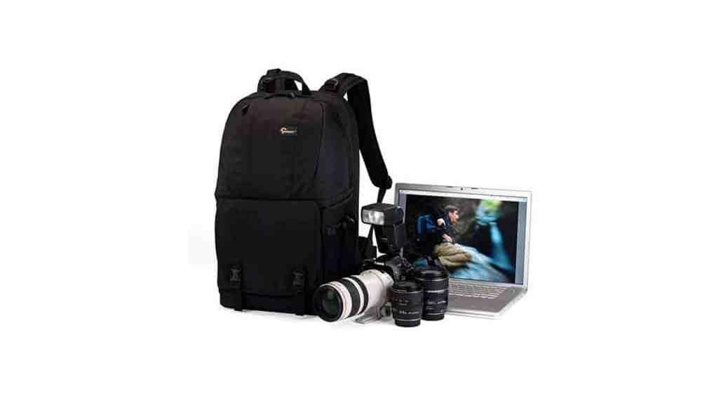 Lowepro Fastpack 350 - Mochila para cámaras - Opinión y análisis