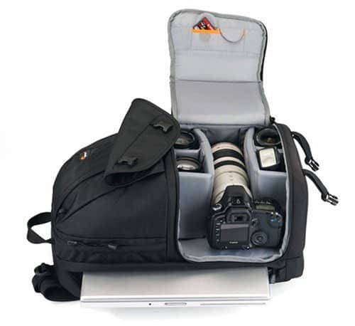 Mochila Lowepro Fastpack 350