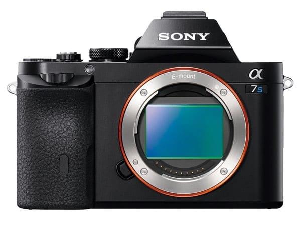 Cámaras CSC Sony: Sony A7S