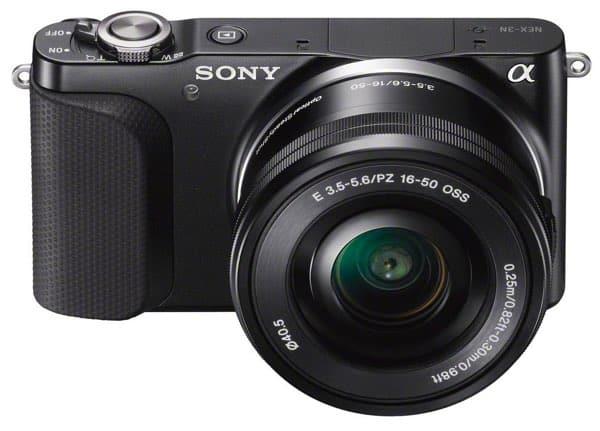 Cámaras CSC Sony: Sony NEX 3N