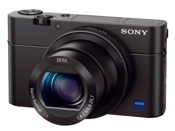 Sony DSC-RX100M3 - Cámara compacta