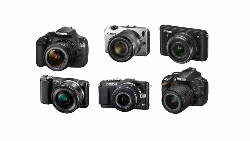 Las 6 mejores cámaras por menos de 400 euros en 2017