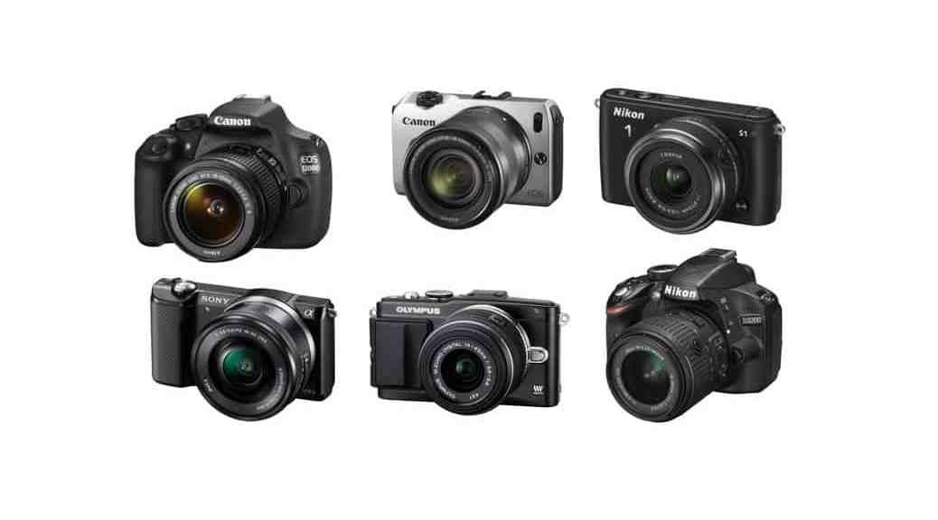Las 6 mejores cámaras por menos de 400 euros