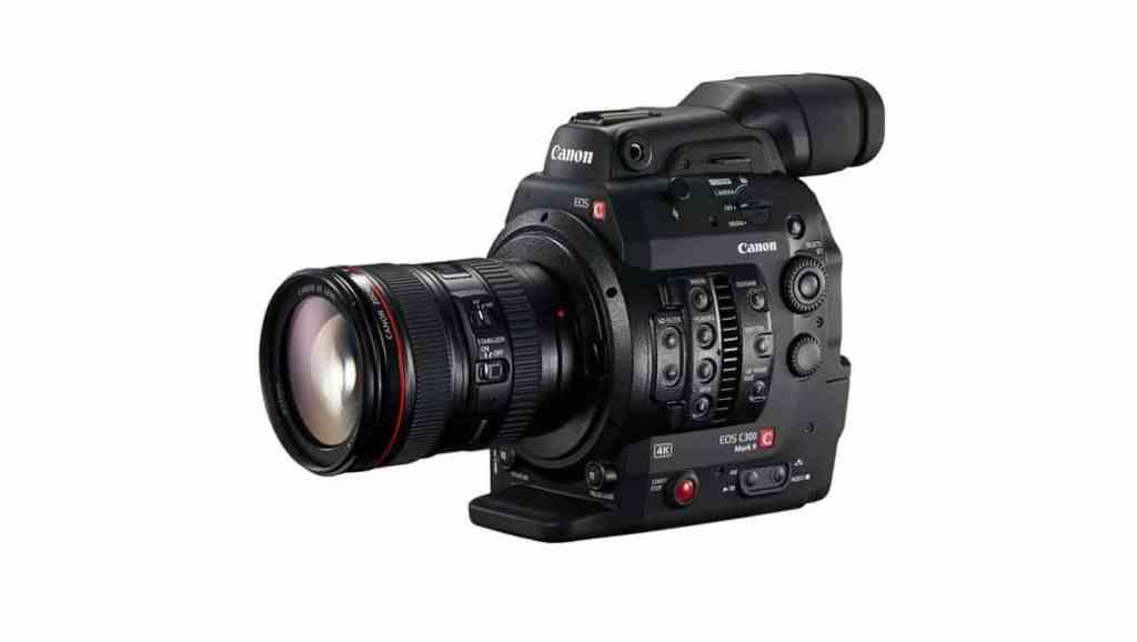 ¿Tienes unos 20.000 euros para gastarte en una videocámara? Comprate la nueva Canon C300 Mark II