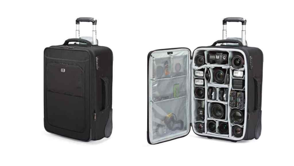 Lowepro Pro Roller X300 AW, maleta para equipo fotográfico en oferta por unos 60 euros
