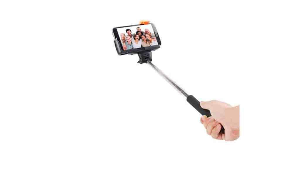 Los 3 mejores palos selfie por menos de 10 euros