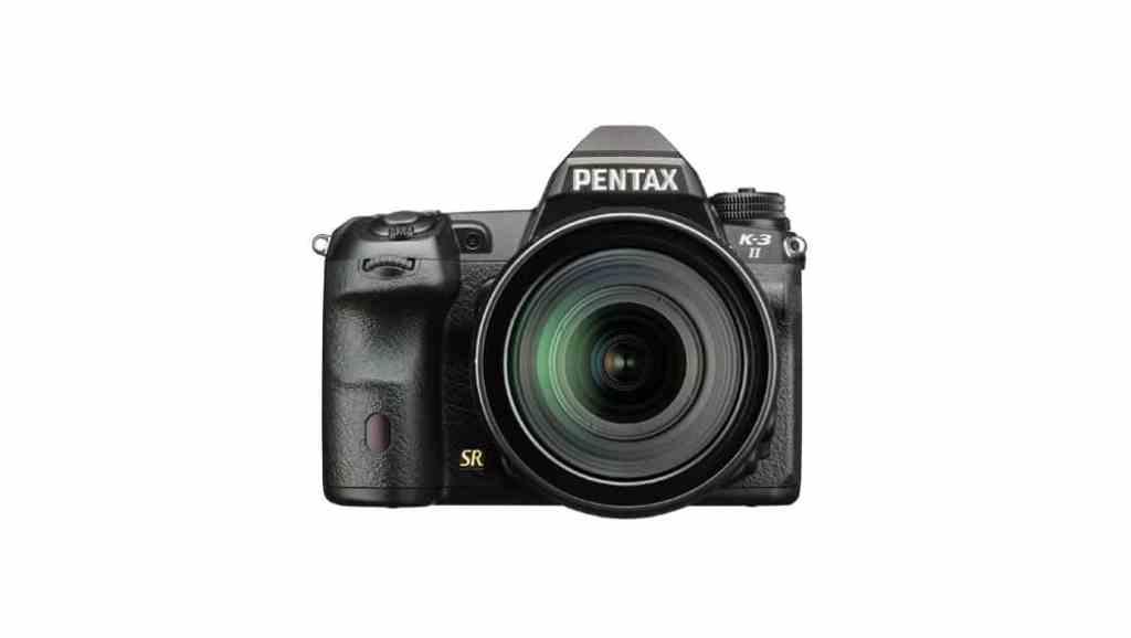 Pentax K-3 II: precio, especificaciones y fecha de lanzamiento