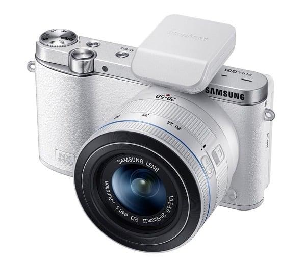 Samsung NX3000 cámara EVIL