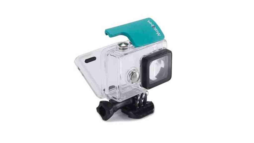 Una carcasa sumergible para la cámara de acción Xiaomi Yi por menos de 20 euros