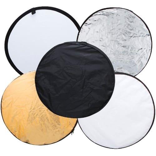 Discos reflectores de Andoer (60cm de diámetro)