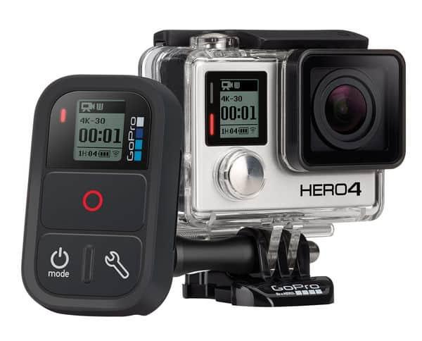 Los 10 mejores accesorios para la GoPro HERO en 2015: GoPro smart remote