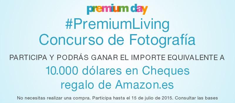 Amazon España celebra su Premium Day con un concurso de fotografía