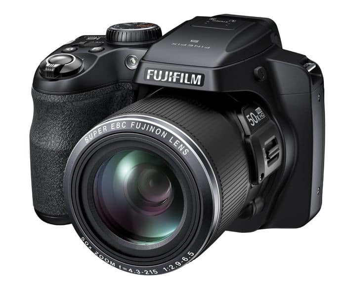 Cámaras Bridge de Fuji: Fujifilm Finepix S9200
