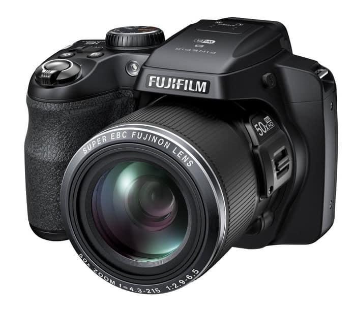 Cámaras Bridge de Fuji: Fujifilm FinePix S9400W