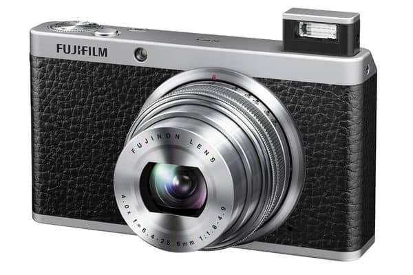 Cámaras compactas premium de Fuji: Fujifilm FinePix XF1