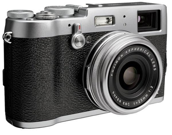 Cámaras compactas premium de Fuji: Fujifilm X100, X100S y X100T