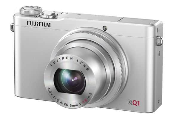 Cámaras compactas premium de Fuji: Fujifilm XQ1