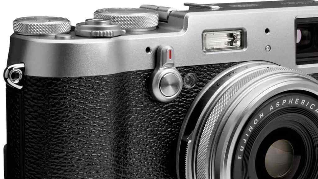 Todas las cámaras compactas premium de Fuji