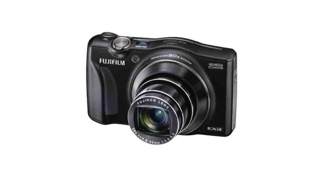 Todas las cámaras compactas de Fuji