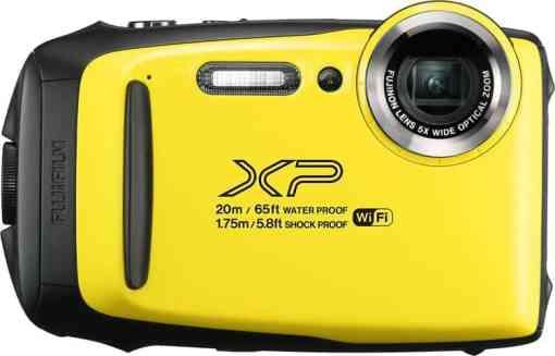 Cámaras de Fuji a prueba de agua:Fujifilm FinePix XP130