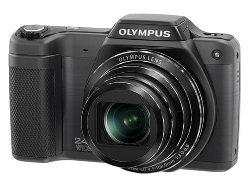 Cámaras compactas de Olympus: Olympus SZ-15