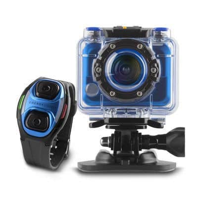 Energy Sistem Sport Cam Pro - Videocámara deportiva