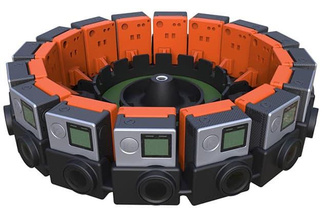 Odyssey, el nuevo Anillo 360º de cámaras GoPro costará 15.000$