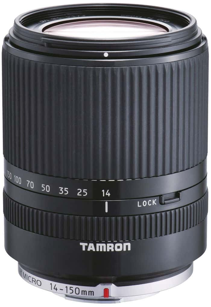 Tamron 14-150mm f/3.5-5.8 Di III - objetivo superzoom - opinión