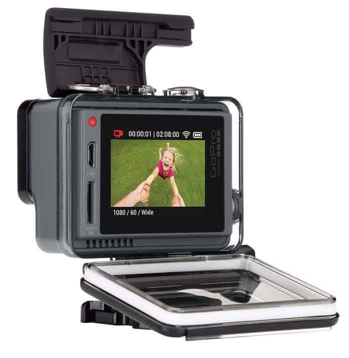 Gopro-HEro+LCD