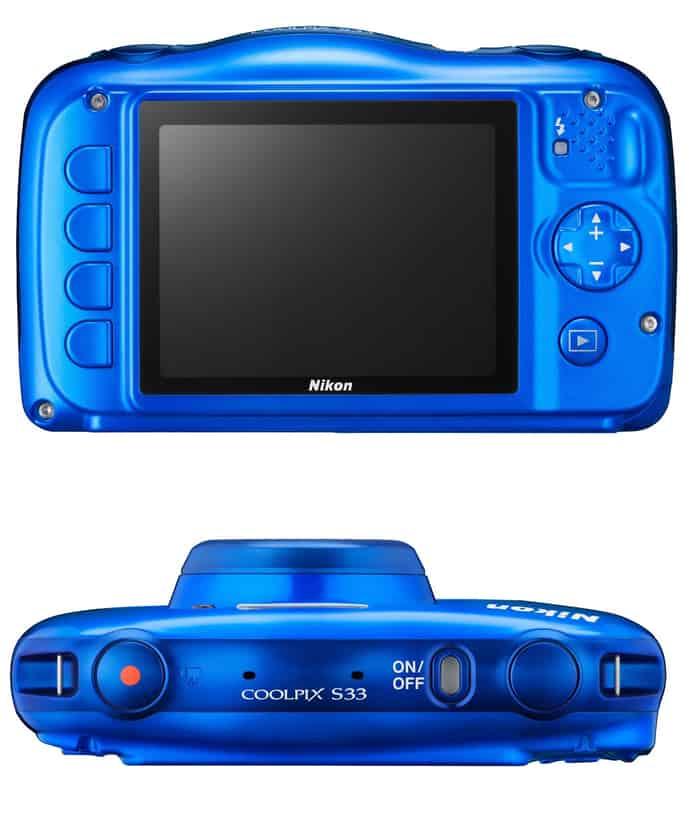 Nikon COOLPIX S33 - La mejor cámara digital para niños - Opinión