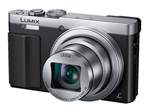 Panasonic Lumix TZ70 – Cámara compacta con un zoom excepcional para llevar de viaje – Opinión