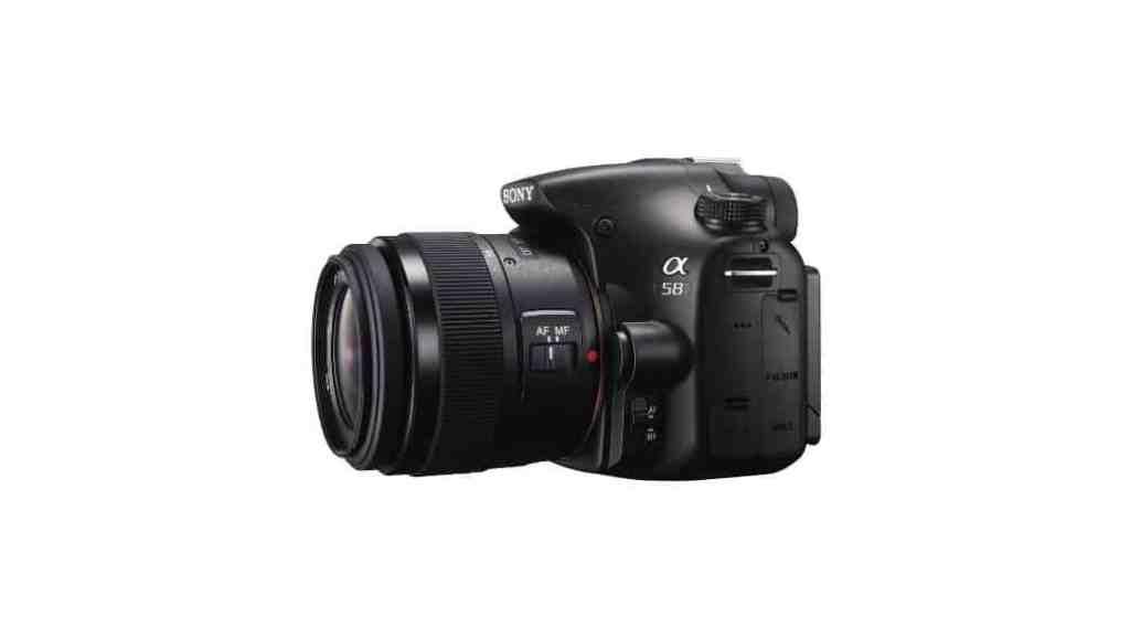 Sony SLT-A58 - Cámara DSLR - Opinión