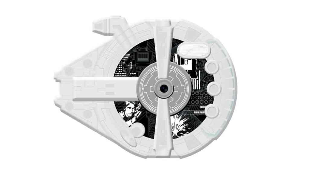 La cámara que todo fan de Star Wars va a querer tener en sus manos