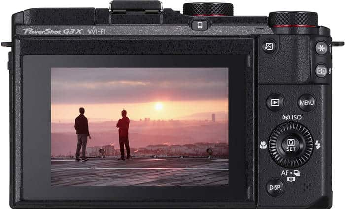 Canon PowerShot G3X - Cámara con zoom 25x - Opinión