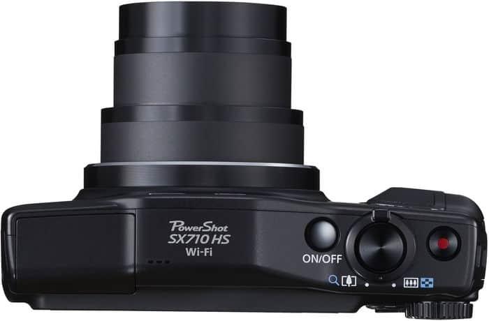 Canon PowerShot SX710 HS - Opinión