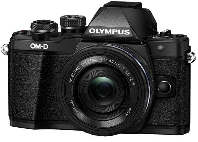 Olympus OM-D E-M10 Mark-II - Cámara de objetivos intercambiables – Opinión