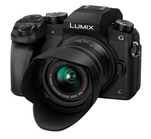 Panasonic Lumix DMC-G7 - Cámara de objetivos intercambiables - Opinión