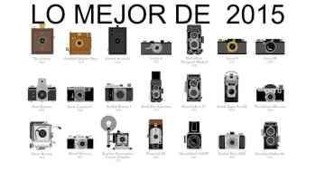 Los mejores artículos del año 2015: cámaras y fotografía