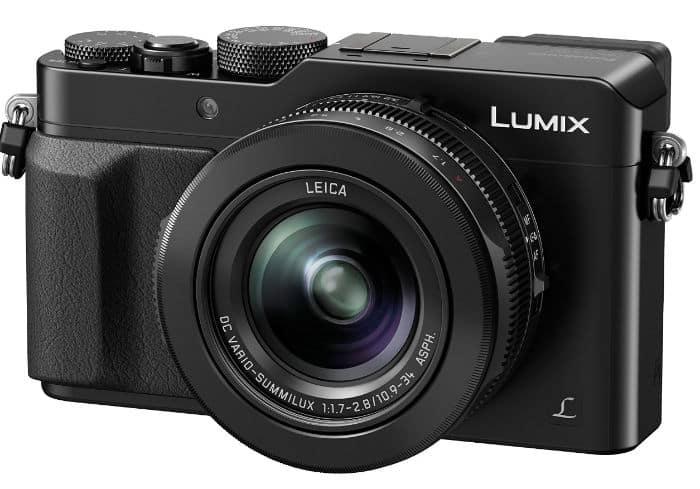 La segunda mejor cámara compacta avanzada: Panasonic Lumix DMC-LX100