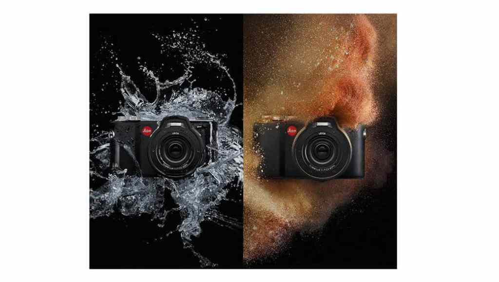 Leica X-U: La primera cámara de Leica que soporta todo lo que le echen (agua, polvo, caidas, frío)