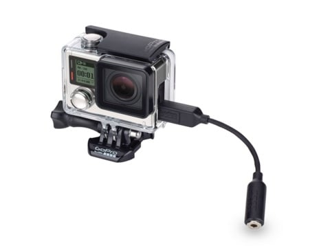 GoPro 3.5mm Mic Adaptor