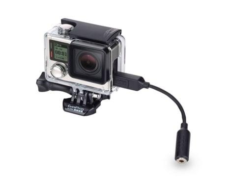 GoPro 3.5mm Mic Adaptor