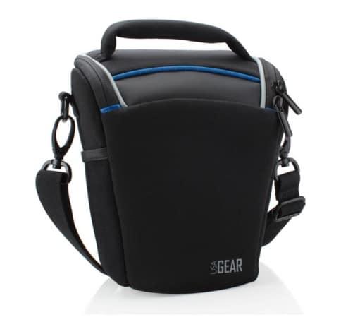 USA Gear - Funda de neopreno para cámaras reflex