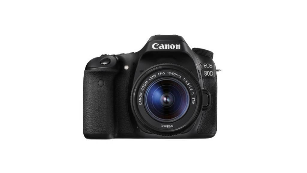Canon EOS 80D: precio, características y fecha de lanzamiento confirmadas