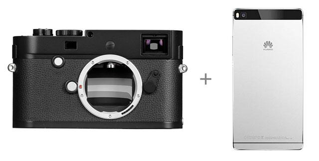 Leica se une a Huawei para reinventar la fotografía en los smartphones