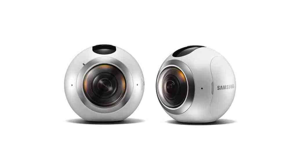Samsung Gear 360: la nueva cámara de vídeo que te permite grabar todo a tu alrededor y crear contenido de realidad virtual