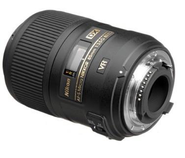 Los objetivos de Nikon que debes comprar: Nikon AF-S DX Micro 85mm F3.5 G ED