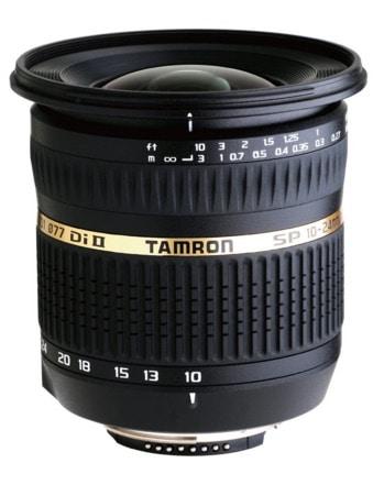Los objetivos de Nikon que debes comprar: Tamron B001NII SP AF 10-24/3.5-4